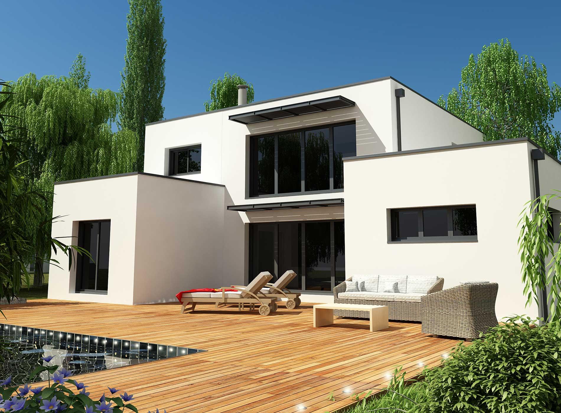 Constructeur Maison Pays Basque Prix Idées Décoration Idées